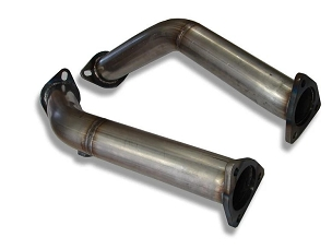 Ultimate Racing Test Pipes - 03-06 350Z (Z33 - VQ35DE)