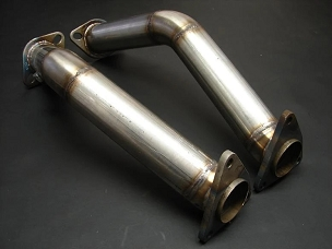 Ultimate Racing Test Pipes - 07-08 350Z/09+ 370Z (VQ HR Engines)