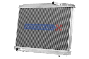 KOYO 36mm Aluminum Racing Radiator - Z32 300ZX (non-turbo)