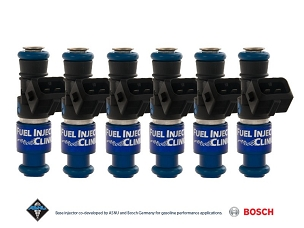 FIC - Fuel Injector Clinic 1200cc Fuel Injectors (Set of 6) - (03-08 350Z, 09+ 370Z)