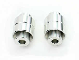 SPL Parts Rear Mid Link Spherical Bushings - 350Z
