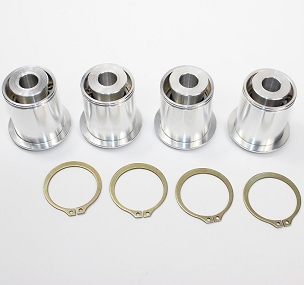SPL Parts Rear Upper Arm Monoball Bushings - 350Z, 370Z