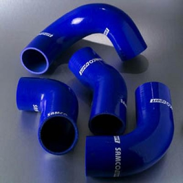 Samco Sport Silicone Intercooler/Boost Hose Set - Blue (R32 SKYLINE GTR)