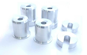 SPL Parts Solid Subframe Bushings - 350Z