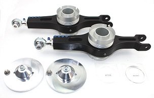 SPL Parts Rear Mid Links - 350Z